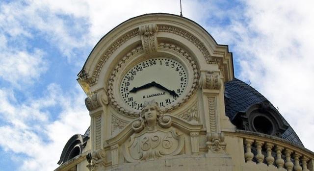 horloge toulouse